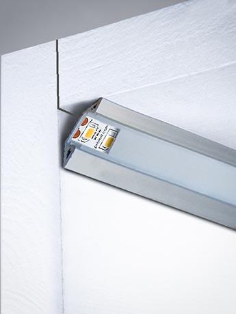 پروفیل کنج LED دار_کد 1-904