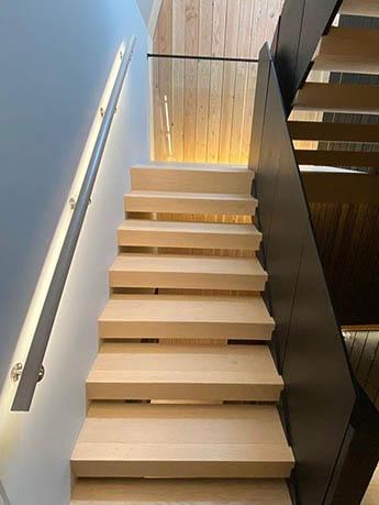 پروفیل LED با ضخامت 1 سانتی متر_کد 904